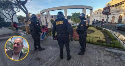 Armas no letales para Serenazgo: respuesta de MPA a la delincuencia