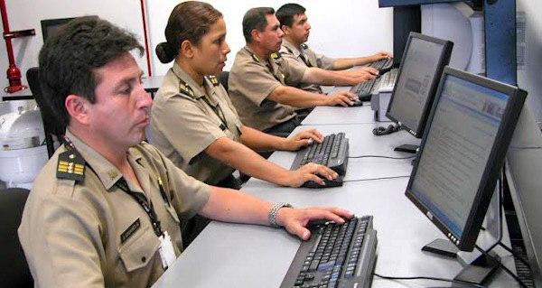 Arequipa policía redes sociales