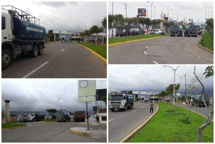 ACT: desbloquean aeropuerto Rodríguez Ballón para que mexicanos puedan viajar