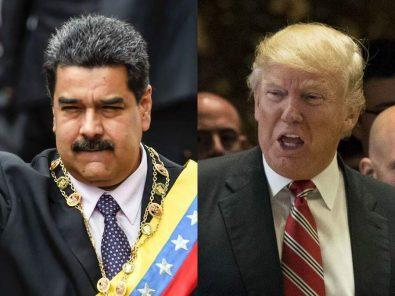 EEUU ofrece US$ 15 millones por Nicolás Maduro y lo acusa de narcotráfico
