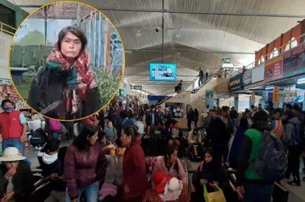 Coronavirus: cancelan vuelos, suba de pasajes y aíslan italiana en terminal de Arequipa