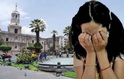 Cada 10 horas un menor de edad sufre violencia sexual en Arequipa