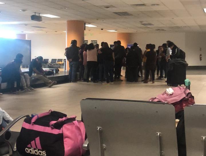 pasajeros Arequipa