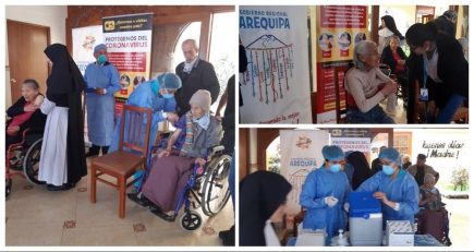 Arequipa: Suspenden visitas a asilos por coronavirus