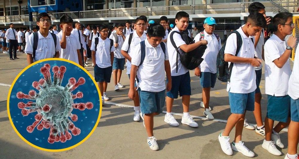 arequipa colegio privados coronavirus