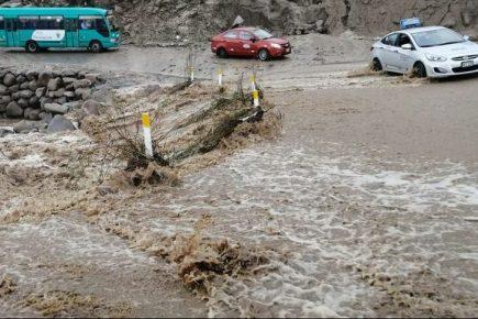 Arequipa: 14 distritos declarados en emergencia tras lluvias