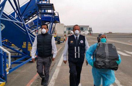 Arequipa: Envían otras 32 muestras de pacientes con sospecha de Covid-19
