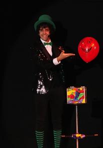 Show de magia con Camilo Pardo