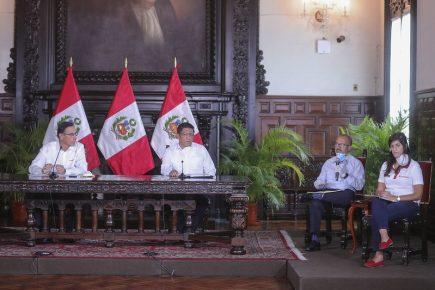 Presidente Vizcarra solicitará facultades legislativas por emergencia