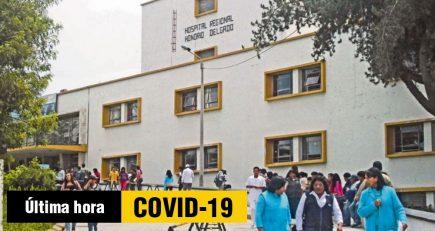 Suben a 7 los casos confirmados de coronavirus en Arequipa