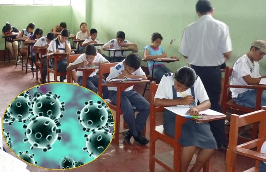 clases virtuales por coronavirus