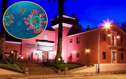 Arequipa: exHotel Libertador en cuarentena por turista positivo Covid-19
