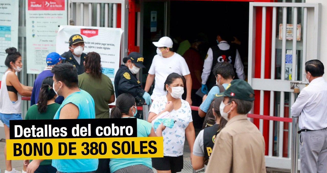 coronavirus peru bono de 380 soles trabajadores independientes