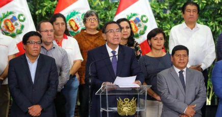 Coronavirus Perú: Estado de emergencia con aislamiento social obligatorio por 15 días anunció Vizcarra