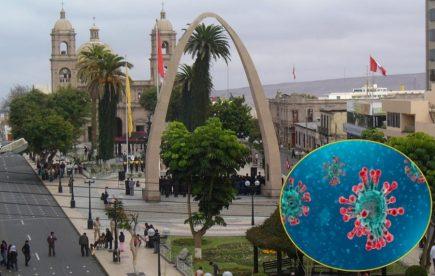 Covid-19: Gobernador de Tacna confirma primer caso en su región