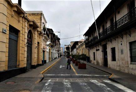 Arequipa: Se redujo más de la mitad de contaminación ambiental