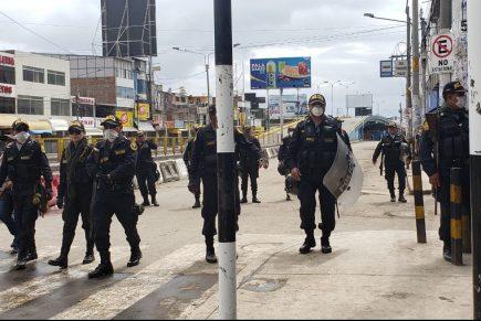 Galería fotográfica del día 3 del estado de emergencia en Arequipa