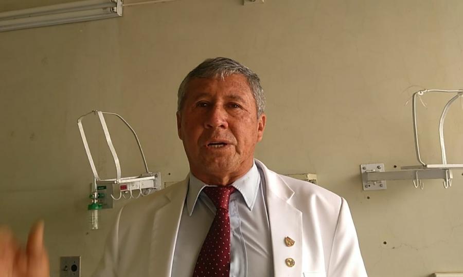 Coronavirus: ¿Arequipa está preparada? Director del hospital Honorio Delgado