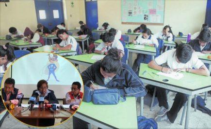 Coronavirus: colegios alejados aún no implementan medidas preventivas
