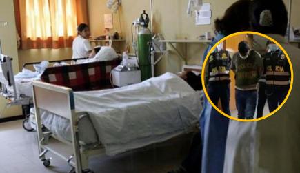 Arequipa: cadena perpetua enfrentaría hombre que mató pareja en Emergencia