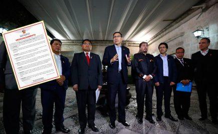 Gobernadores del Sur piden usar canon minero para ayuda social por emergencia