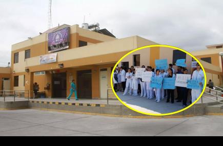 Coronavirus: Arequipa sin hospitales implementados para atender a pacientes