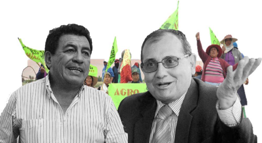 Juicio a dirigentes del valle de Tambo por protestas contra proyecto minero Tía María