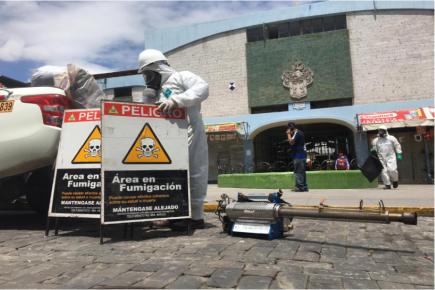 Arequipa: Se detecta casos de coronavirus en el mercado San Camilo