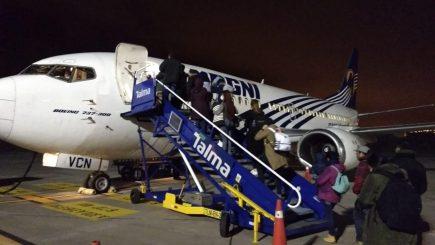 Arequipa: más de 500 turistas mexicanos retornaron a su país en vuelos humanitarios