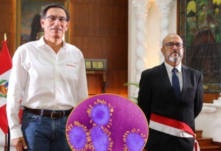 Coronavirus: nuevo ministro de Salud en medio del estado de emergencia