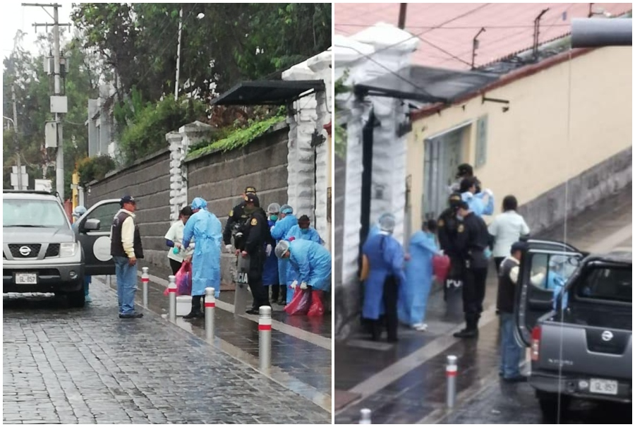 Arequipa: paciente húngara es atendida por presentar síntomas con coronavirus