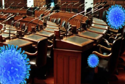 Covid_19: Congreso convoca a pleno y desafía al coronavirus