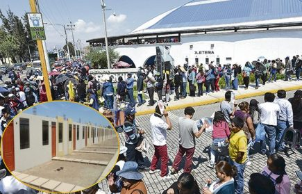 Arequipa: Omar Candia descartó de forma definitiva el Promuvi