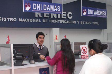 ¿Cómo tramitar DNI de forma virtual en estado de emergencia?