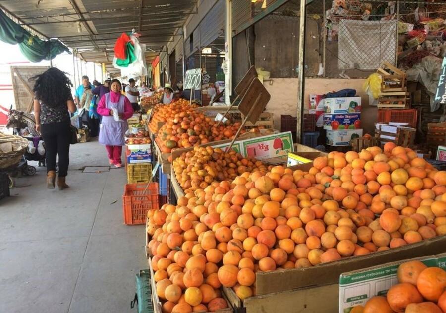 Paro agrario: mercados de Arequipa empiezan a  percibir desabastecimiento de alimentos