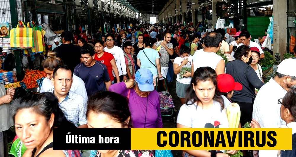 coronavirus peru ultimo minuto 200318