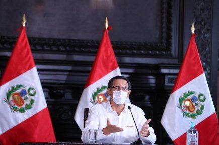 Martín Vizcarra no realizó conferencia de prensa en día 14 del Estado de Emergencia