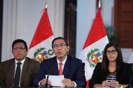 Ante el aumento de casos diagnosticados en Perú gobierno toma medidas para el ingreso al país