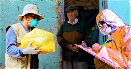 Canastas de frustración:  municipios en Arequipa no cumplieron con familias humildes