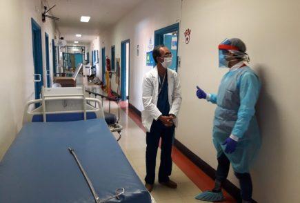 Arequipa: Contraloría encontró hospital Honorio Delgado sin camas UCI para Covid-19