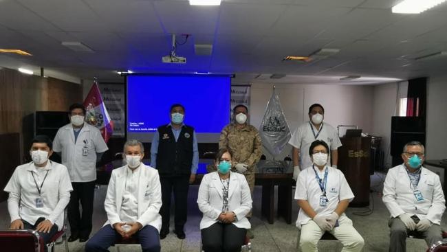 médicos en Arequipa