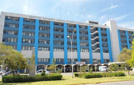 Arequipa: Hospitales de EsSalud también colapsaron por pacientes covid