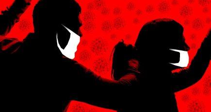 Violencia de género, la otra pandemia