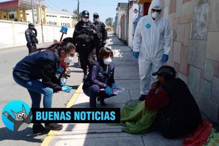 Arequipa: Habilitan albergue para personas sin hogar en la región