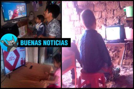 Inicio de labores escolares con imágenes alentadoras en todo el Perú (FOTOS)