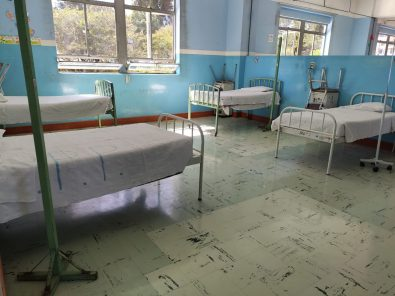 Arequipa: hospital Honorio Delgado habilitó 218 camas para pacientes infectados
