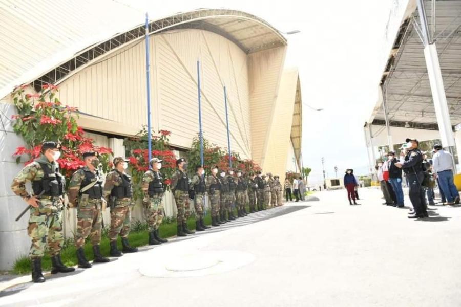 Centro de aislamiento de Arequipa abre sus puertas este domingo