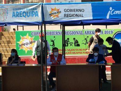 Comando de Operaciones Covid-19 se instaló en   Arequipa