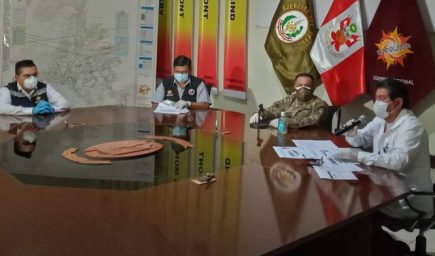 Comando regional Covid-19 Arequipa informa que ya son 212 casos positivos