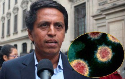 Coronavirus: Fernando Meléndez es el segundo congresista contagiado